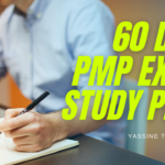 60 Day PMP exam study plan