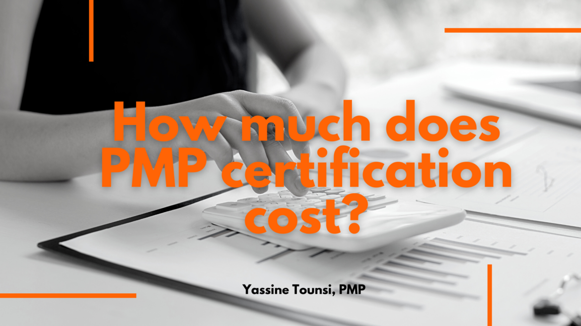 How much does PMP certification cost?