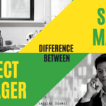 The difference between Scrum Master and Project Manager