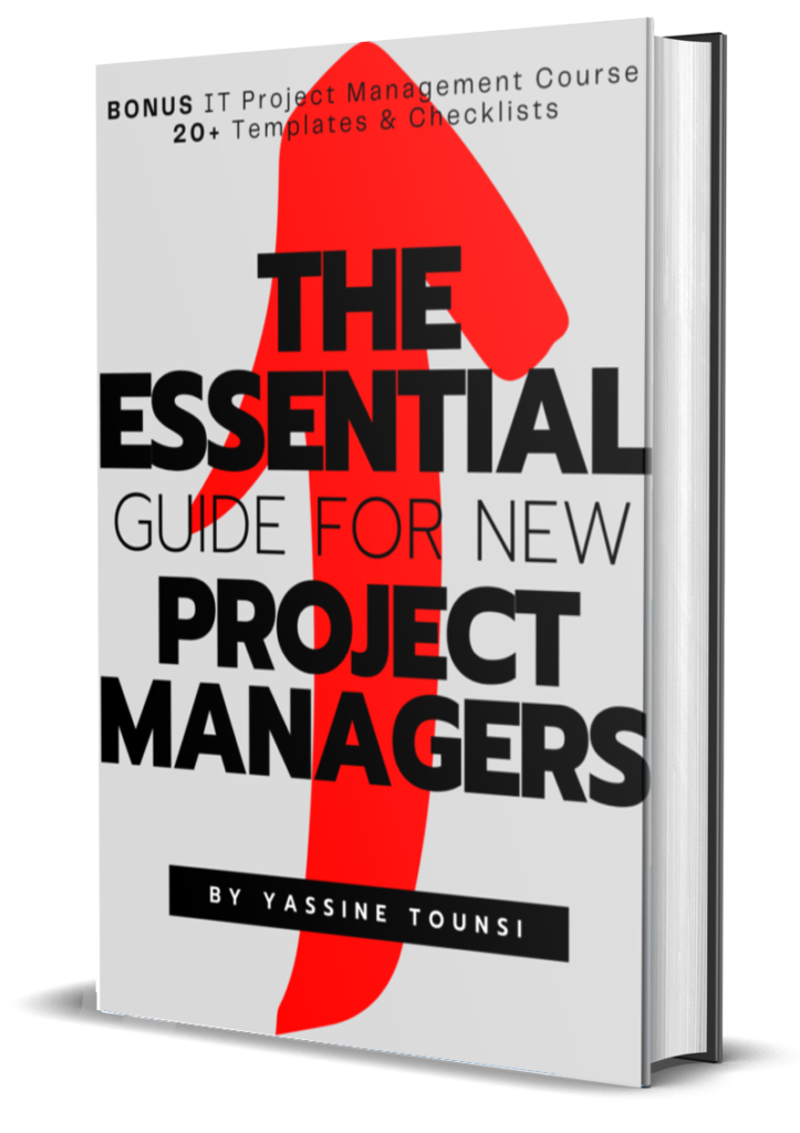 The Essential Guide for New Project Managers book cover