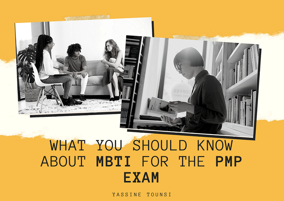 What you should know about MBTI for the PMP Exam
